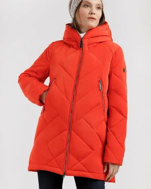 Зимняя куртка осенняя коралловый Finn Flare