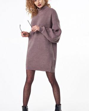 Платье вязаное платье-сарафан Fly