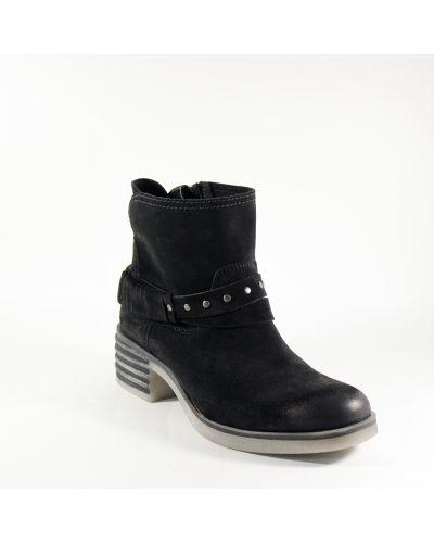 Ботинки - черные Nessi
