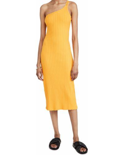 Prążkowana sukienka Simon Miller