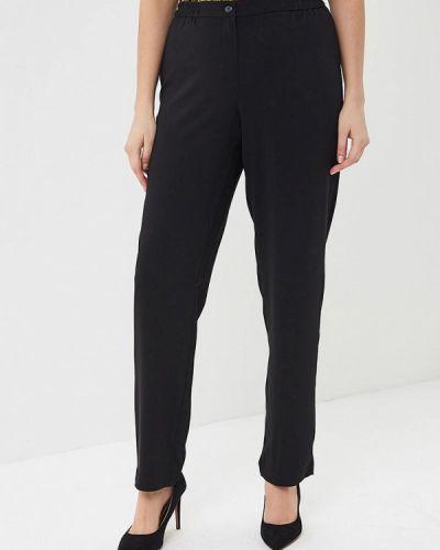 Черные брюки Silver String