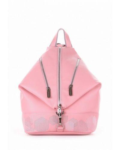 Розовый рюкзак городской Alba Soboni