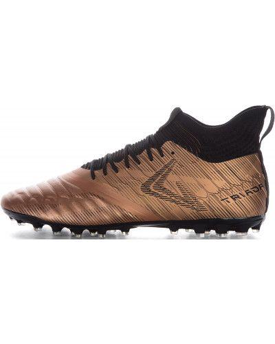 Облегченные кожаные футбольные бутсы Demix