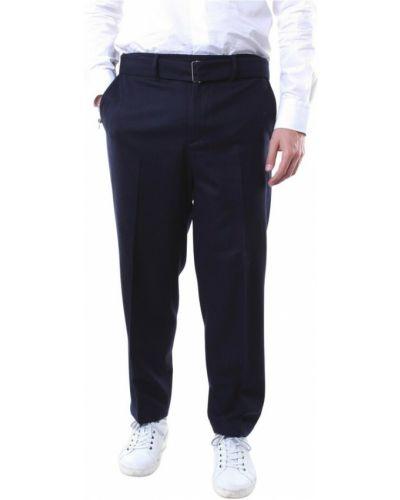 Niebieskie spodnie Messagerie