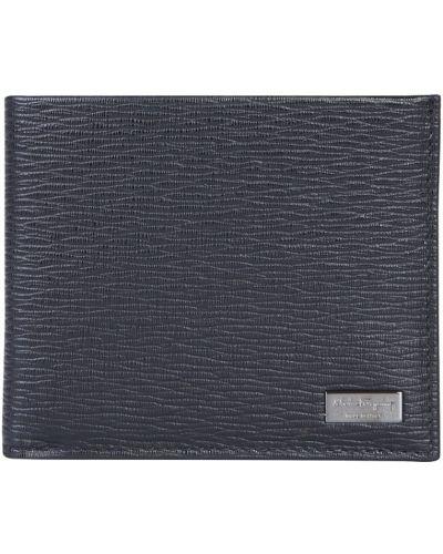 Czarny portfel Salvatore Ferragamo