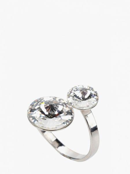 Кольцо из серебра хрустальный Amante Crystal
