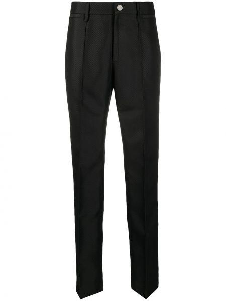 Прямые брюки - черные Rotate