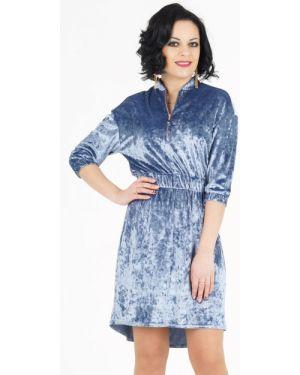 Платье с поясом на молнии платье-сарафан Ajour