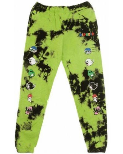Zielone joggery Ripndip