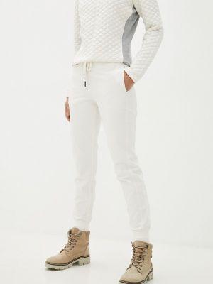 Белые зимние спортивные брюки Torstai
