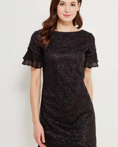 Коктейльное платье осеннее Isabel Garcia