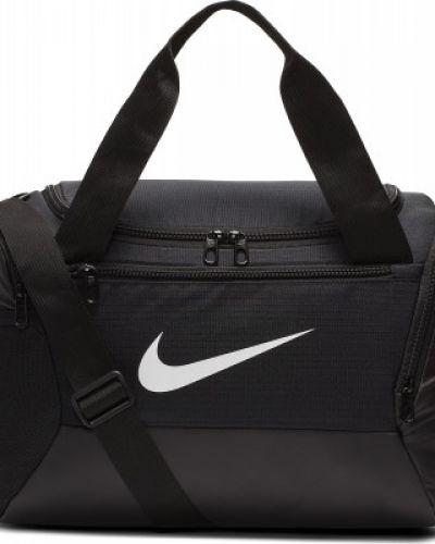 Черная сумка из полиэстера Nike