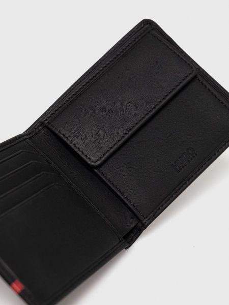Кожаный кошелек Hugo