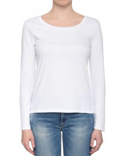 Белая футболка Emporio Armani