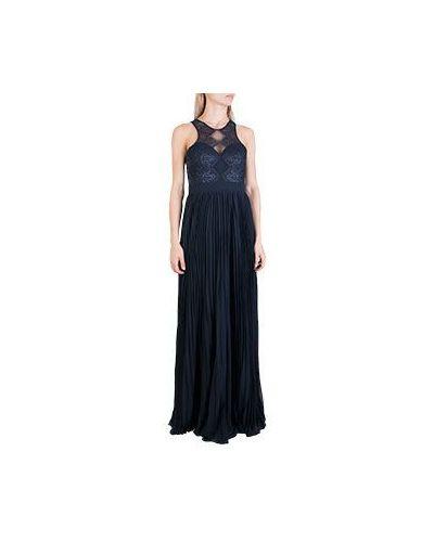 Вечернее платье летнее синее Forever Unique