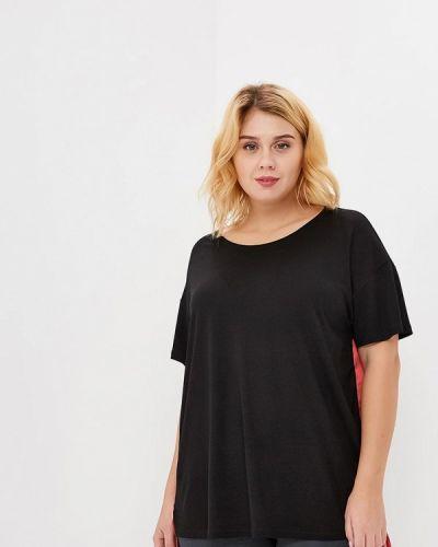 Черная футболка Evans