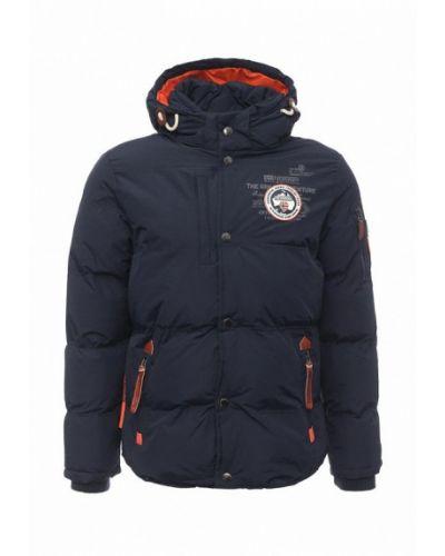 Зимняя куртка утепленная осенняя Geographical Norway