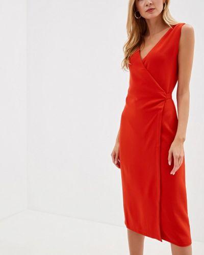 Платье - красное Victoria Kuksina
