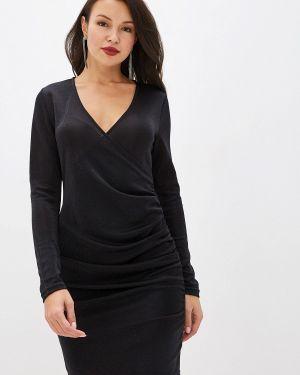 Вечернее платье осеннее черное Vero Moda