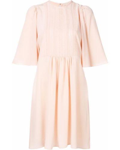 Бежевое платье солнце Vanessa Bruno