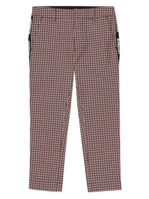 Bawełna bawełna spodnie Burberry Kids