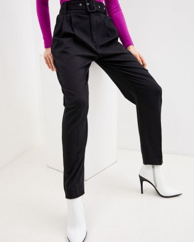 Повседневные черные брюки Guess Jeans