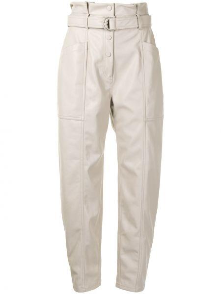 Кожаные брюки Jonathan Simkhai