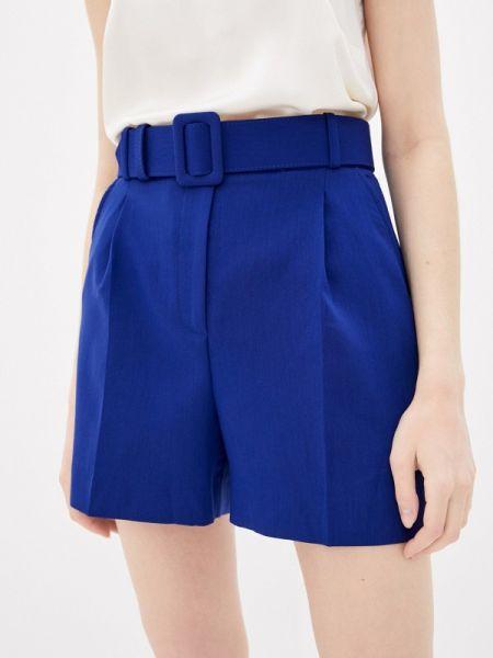 Синие повседневные шорты Lusio
