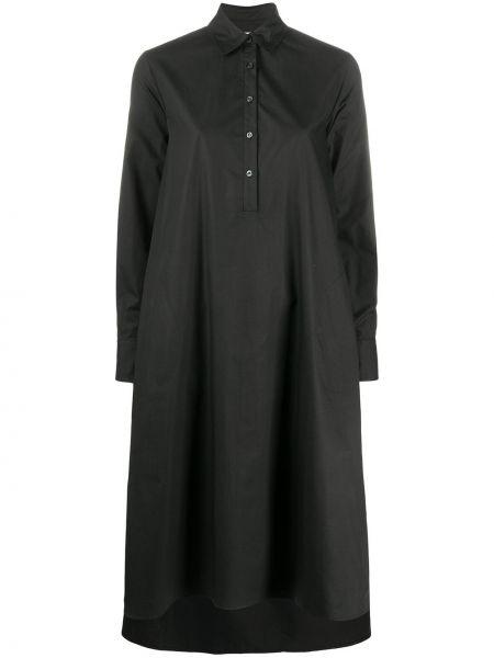 Платье на пуговицах оверсайз Société Anonyme