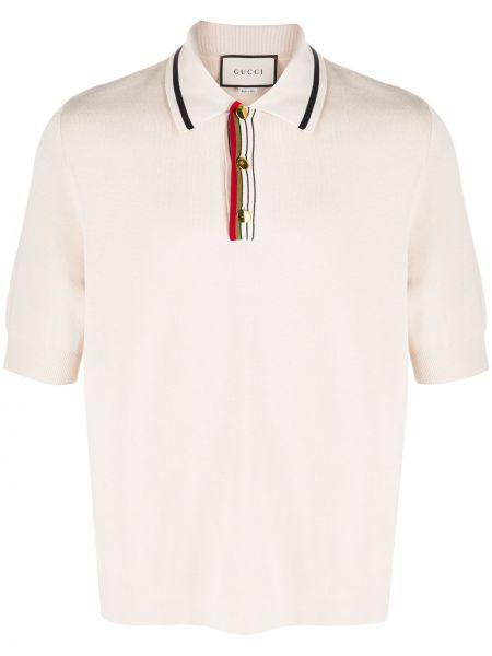 Koszula z mankietami Gucci