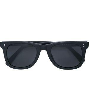 Муслиновые черные солнцезащитные очки The Celect