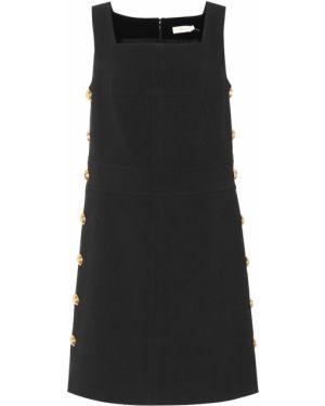 Платье мини шифт Tory Burch