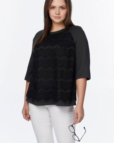 Черная блузка Fly