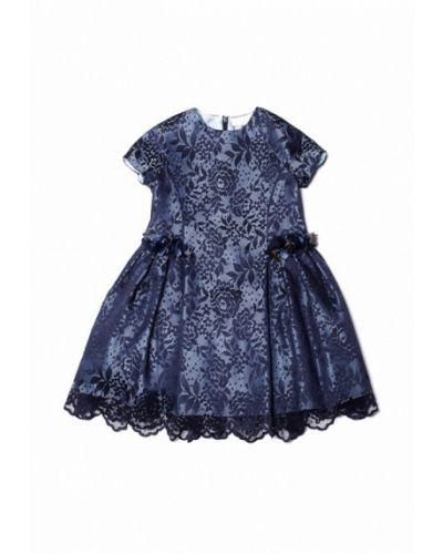 Платье синий Barcarola