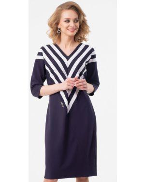 Платье с V-образным вырезом платье-сарафан Wisell