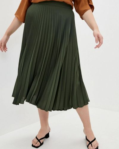 Юбка - зеленая Jhiva