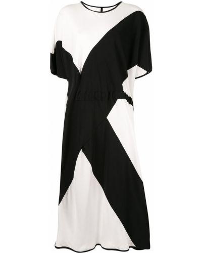 Платье мини с поясом с вырезом Taylor