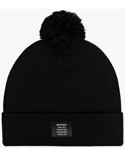Черная шапка осенняя Dickies
