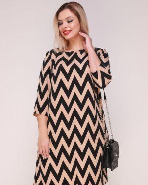 Платье платье-сарафан с принтом Ellcora