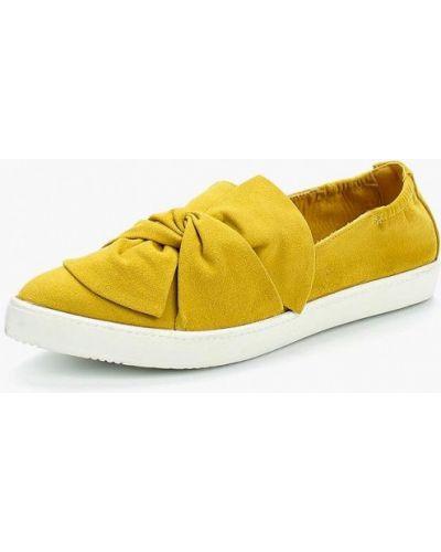 Желтые слипоны Keddo