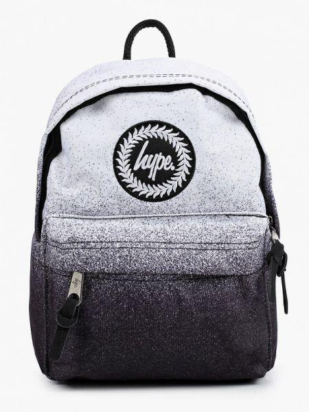 Рюкзак черный городской Hype