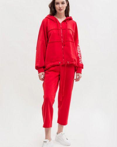 Спортивный костюм - красный Maxa