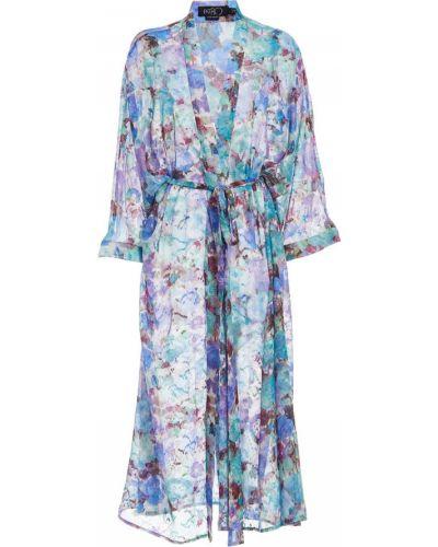 Пляжный халат - фиолетовый Patbo