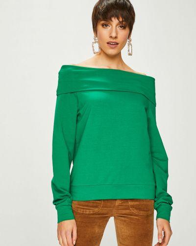 Кофта с капюшоном зеленый Trendyol