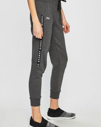 Спортивные брюки трикотажные на резинке Under Armour