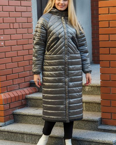 Стеганое пальто Miorichi
