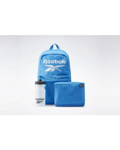 Plecak - niebieski Reebok