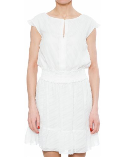 Белое платье Patrizia Pepe