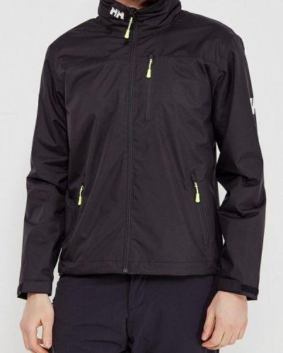Черная куртка Helly Hansen