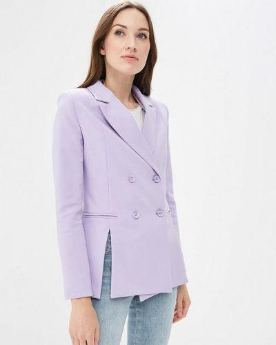 Фиолетовый пиджак Imperial